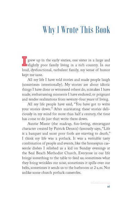 Potluck sample page11
