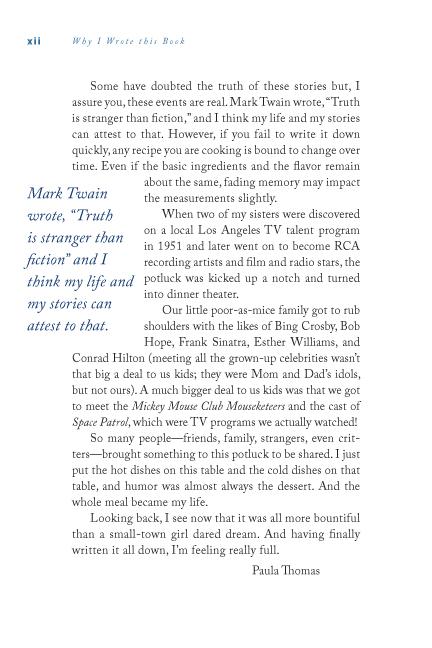 Potluck sample page12