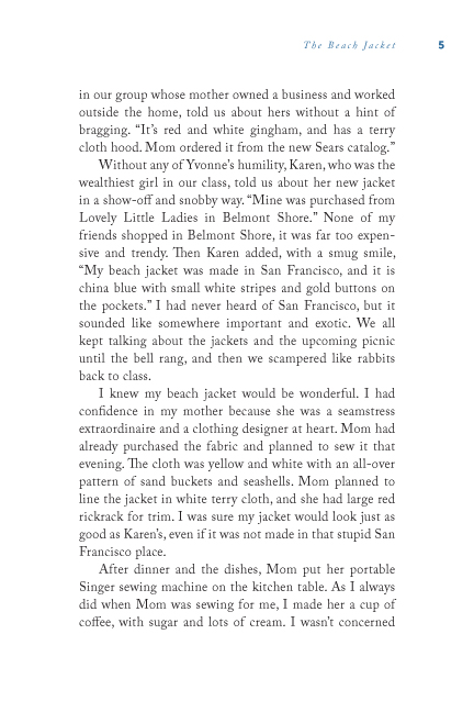 Potluck sample page17