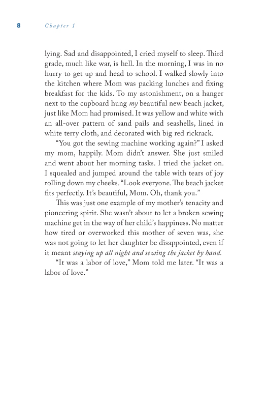 Potluck sample page16