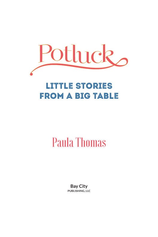 Potluck sample page3