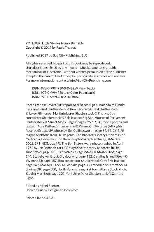 Potluck sample page4