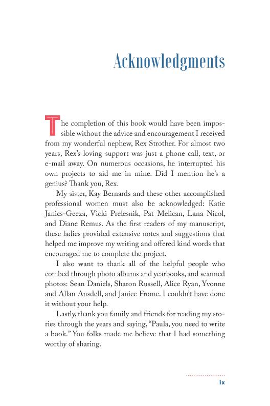 Potluck sample page9