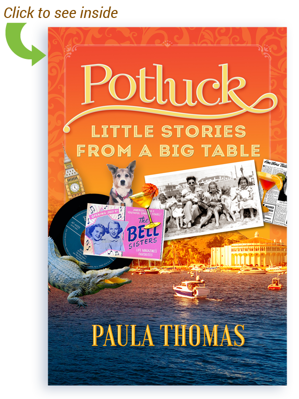 Potluck Little Stories from a Big Table